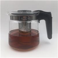 直火壶泡茶壶高硼硅花茶壶直火壶高硼硅翻盖