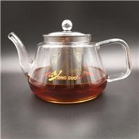 泡茶壶瓶不锈钢过滤网果茶壶茶水分离耐热