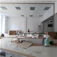 广州灰镜银镜黑镜定制安装 舞蹈室玻璃镜子 移动式镜子