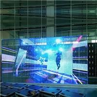 廣州優越LED透明屏特種玻璃