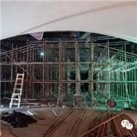 南京佰盛玻璃  玻璃窑炉施工