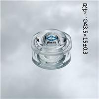 LED高硼硅玻璃透镜 沃辛科技