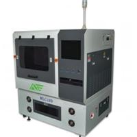玻璃電鍍層激光蝕刻機
