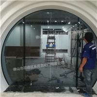 珠海安装平移电动门价格 玻璃自动门安装维修