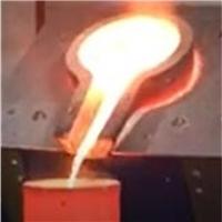 玻璃热熔炉,玻璃加热机,中频加热炉