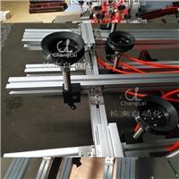 自動板材搬運機雙層吸盤解決重張方案