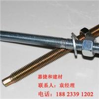 化学螺栓厂家 镀白锌化学锚栓12x160规格型号多