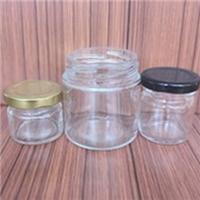 徐州誉华出口玻璃瓶厂家直销高白料玻璃罐头瓶