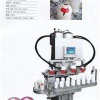 全自动尺码夹移印机梯形衣架粒移印机圆形尺码圈印刷机