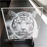 内雕导光装饰玻璃