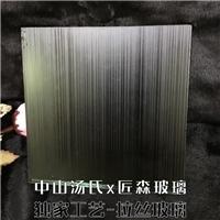黑玻拉丝玻璃加工,中山汤氏玻璃有限公司,装饰玻璃,发货区:广东 中山 中山市,有效期至:2020-10-28, 最小起订:1,产品型号: