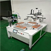 济南市丝印机厂家薄膜按键丝网印刷机薄膜开关印刷机