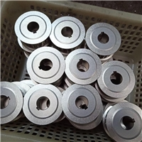 同步轮铝合金5M-20齿工业机械皮带轮