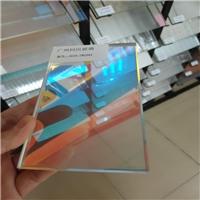 幻彩玻璃 钢化炫彩玻璃 夹胶幻彩玻璃 幕墙炫彩玻璃