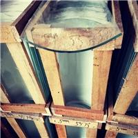 廠家直銷小半徑熱彎鋼化玻璃