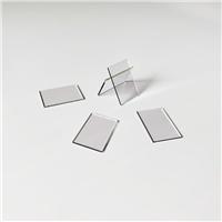 加工圆形、异形玻璃 超薄小玻璃 倒边不伤手处理防护