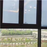 上海办公室贴膜 磨砂logo腰线贴膜 磨砂刻字