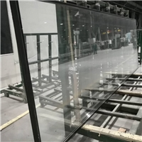 河南15毫米超白钢化玻璃幕墙
