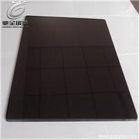 耐高温玻璃黑色微晶玻璃厂家