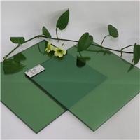 供应5mm镀膜自然绿玻璃