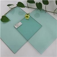 供应5mmF绿浮法玻璃