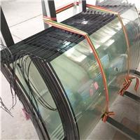 电加热除雾除霜玻璃夹胶钢化玻璃