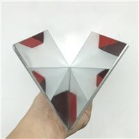 10寸嵌入式高清逼真鏡面玻璃 PC配置鏡面玻璃廠