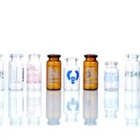 玻璃瓶丝印,拉管瓶印logo