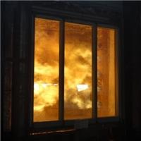别墅装修防火玻璃隔断