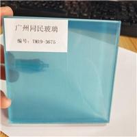 广州夹丝玻璃夹绢玻璃酒店装饰屏风隔断玻璃厂家