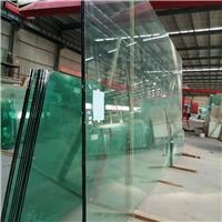 河南19毫米超白幕墙钢化玻璃厂家