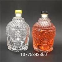 徐州玻璃瓶厂家供应高白料玻璃白酒瓶