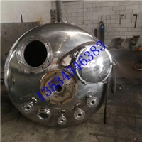 江西300L玻璃胶设备釜体(料缸)玻璃胶分散机