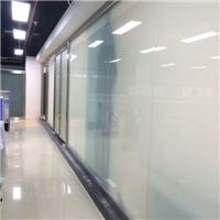 通州區安裝玻璃隔斷訂做辦公室玻璃門維修感應玻璃門