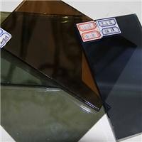 强钢镀膜玻璃