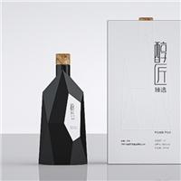 酒瓶设计 玻璃瓶设计 包装设计