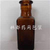 江苏徐州现货林都厂家供应 模制棕色玻璃瓶 量大从优