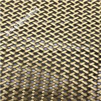 装饰玻璃金属网材料 纯铜丝