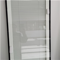内置遮阳全暖边框系统中空玻璃