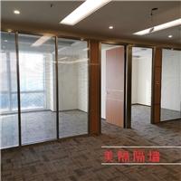 深圳工厂铝合金成品玻璃隔断