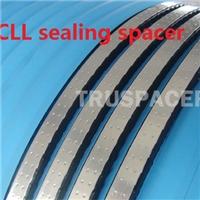 槽鋁式中空玻璃膠條復合柔性鋁膠條中空玻璃鋁條