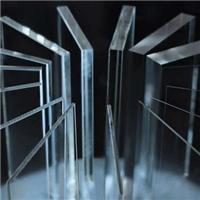 高硼硅单片防火玻璃