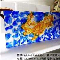 广州琉璃砖定做 琉璃屏风背景墙 琉璃装饰画装饰