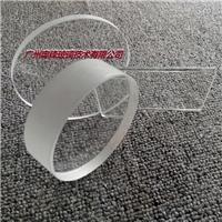 高温钢化硼硅玻璃 硼硅视镜玻璃