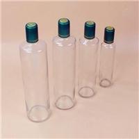 徐州玻璃瓶厂家,750毫升圆橄榄油瓶