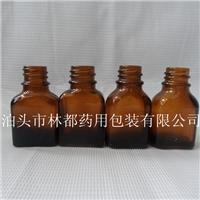 棕色玻璃瓶 无气泡无瑕疵林都厂家直销总代