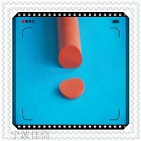 O型硅膠圓棒密封條實心海綿硅膠條