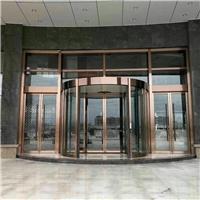 两翼旋转门生产厂家 酒店旋转门优质选择