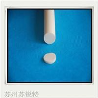 白色硅胶圆形实心密封条