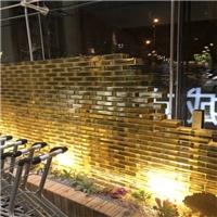 佛山成批出售水晶玻璃磚